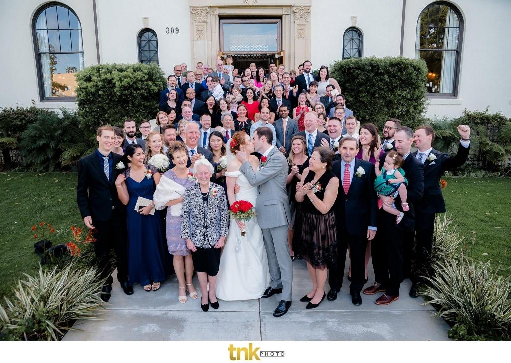 Redondo Beach Historic Library Wedding Photos Redondo Beach Historic Library Wedding Photos | Hayley and Tibor TNK Photo Dot Com Tibor and Hayley Wedding 58