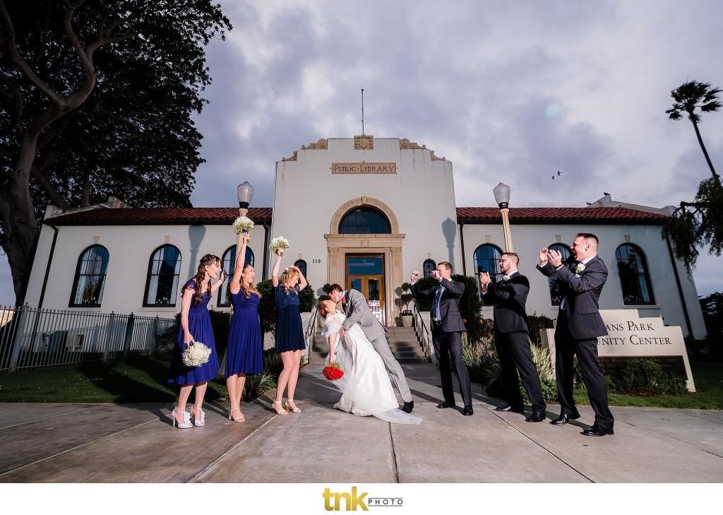Redondo Beach Historic Library Wedding Photos Redondo Beach Historic Library Wedding Photos | Hayley and Tibor TNK Photo Dot Com Tibor and Hayley Wedding 68
