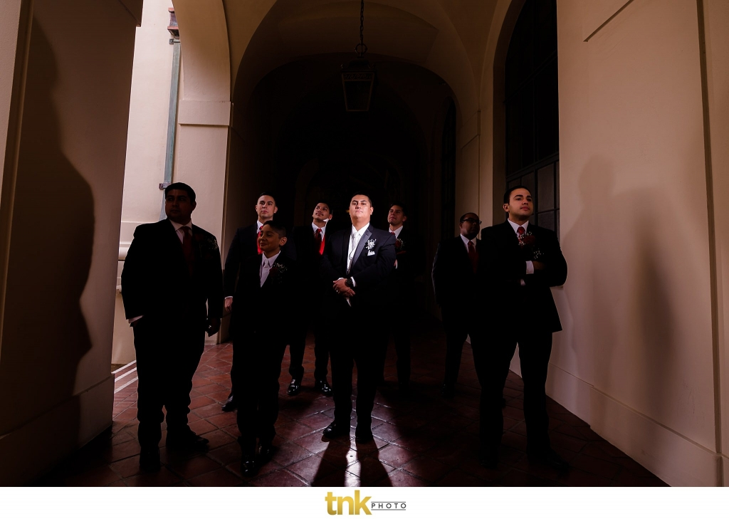 Pasadena City Hall Wedding Photos