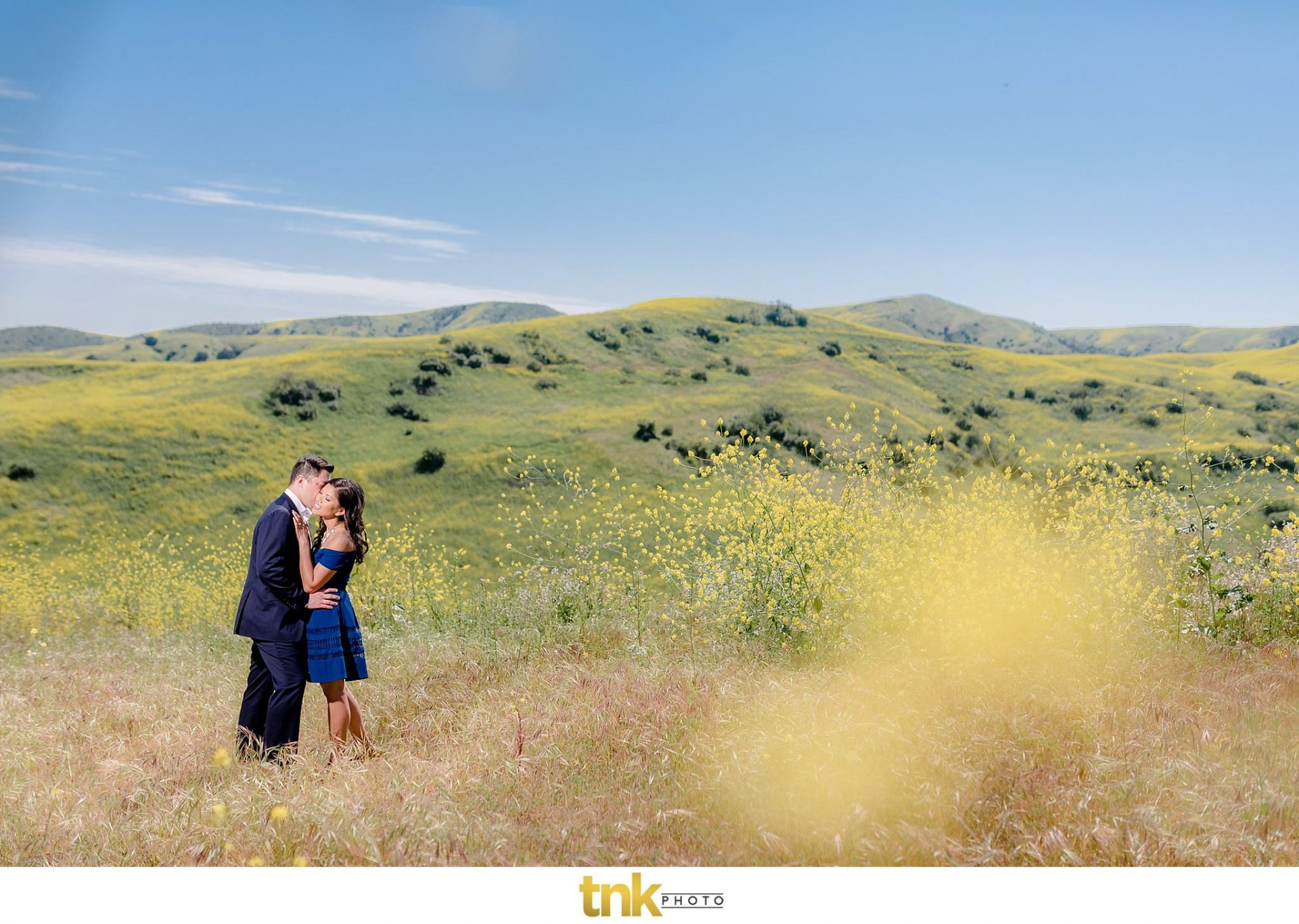 Chino Hills State Park Engagement Session