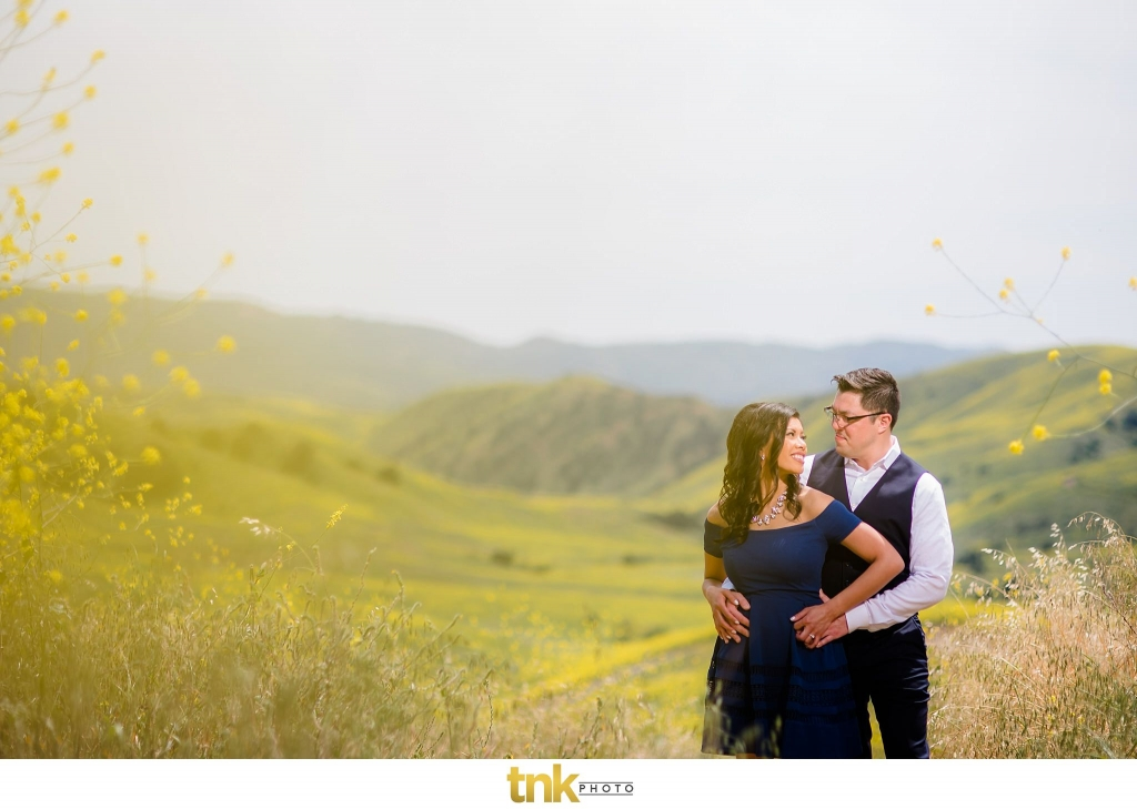 Chino Hills State Park Engagement Session Erika And