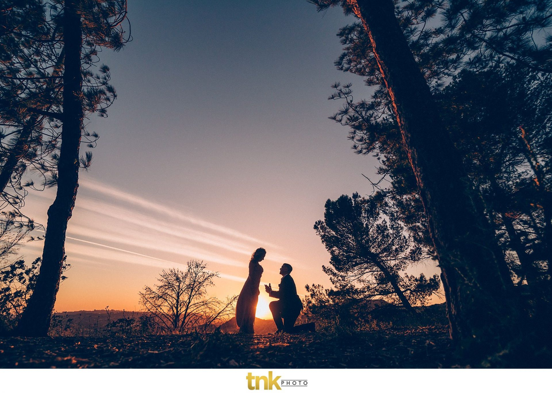Griffith Park Engagement Photos