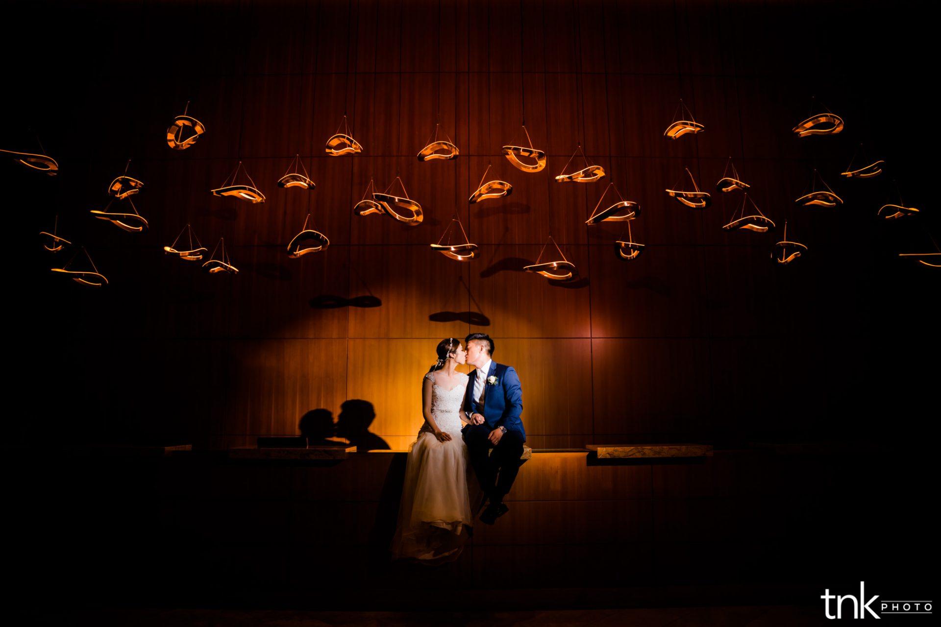 Hotel Irvine Wedding Photos | Jennifer and Jaechan