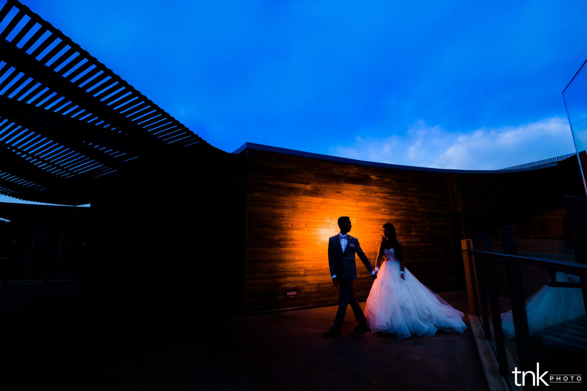 Scripps Seaside Forum Wedding  | Angie and Marc