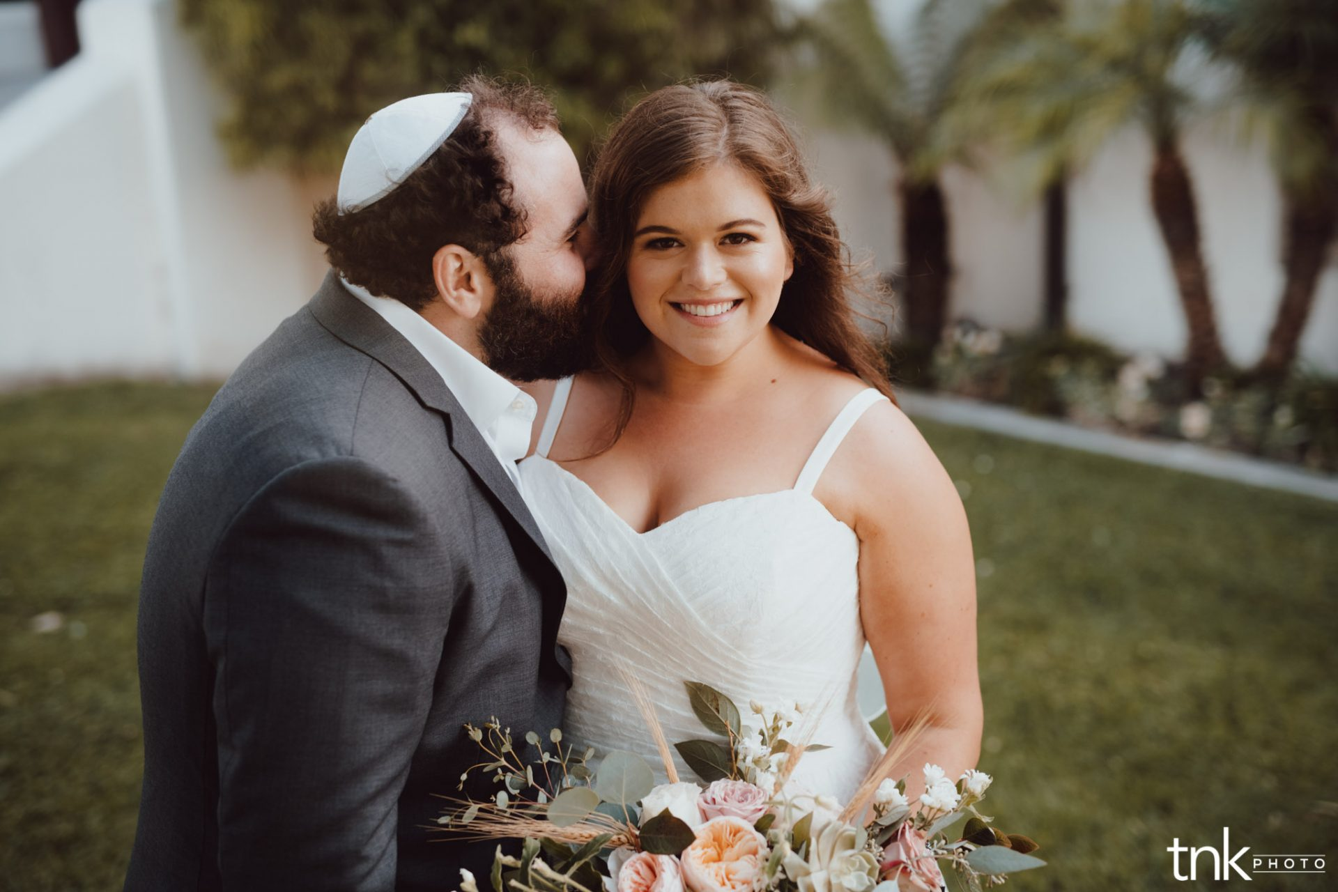 Redondo Beach Historic Library Wedding | Marysa and Hershel