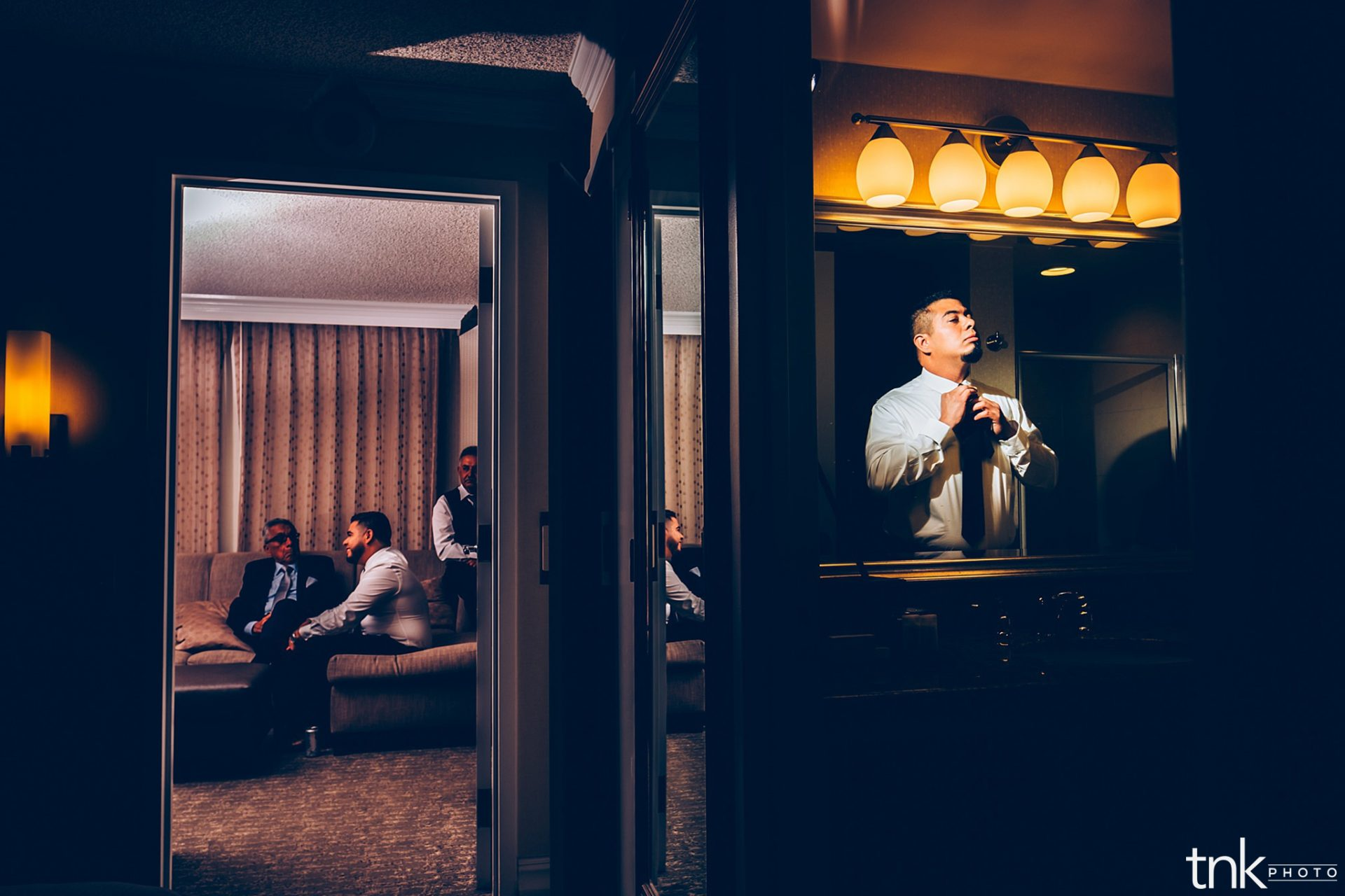 Groom Getting Ready | Photographing the Groom