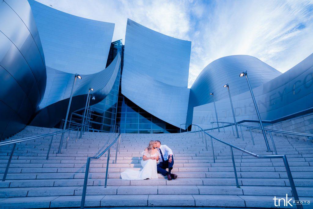 Walt Disney Concert Hall Engagement Session